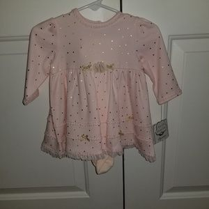 NWT Girls 6M Dress